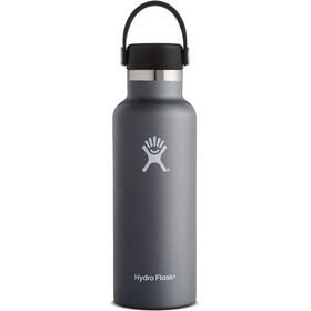 Hydro Flask Standard Mouth Flex 18 Bottle 532ml Graphite